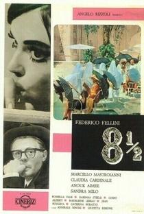 8½ - Poster / Capa / Cartaz - Oficial 5