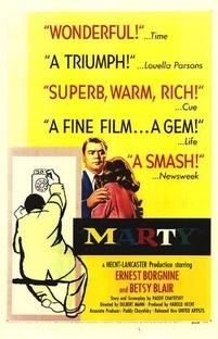 Marty - Poster / Capa / Cartaz - Oficial 2