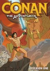 Conan, o Aventureiro - Poster / Capa / Cartaz - Oficial 1