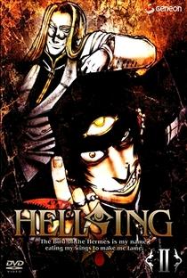 Hellsing Ultimate - Poster / Capa / Cartaz - Oficial 6