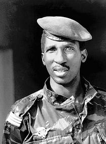 Thomas Sankara, o homem íntegro - Poster / Capa / Cartaz - Oficial 1