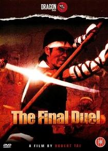Ninja - O Duelo Final  - Poster / Capa / Cartaz - Oficial 1