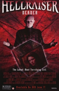 Hellraiser - O Retorno dos Mortos - Poster / Capa / Cartaz - Oficial 1