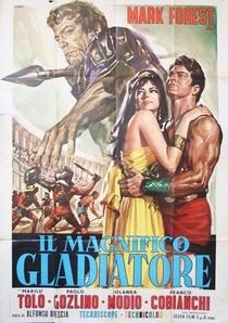 Il Magnifico Gladiatore - Poster / Capa / Cartaz - Oficial 1
