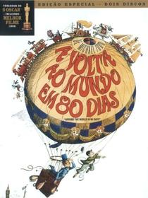 A Volta ao Mundo em 80 Dias - Poster / Capa / Cartaz - Oficial 4