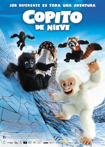 Snowflake, the White Gorilla - Poster / Capa / Cartaz - Oficial 1