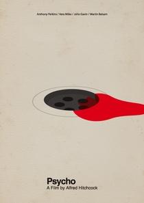 Psicose - Poster / Capa / Cartaz - Oficial 5