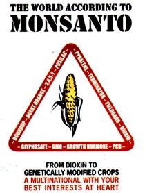 O Mundo Segundo a Monsanto - Poster / Capa / Cartaz - Oficial 1