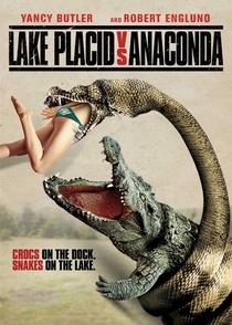 Pânico No Lago: Projeto Anaconda - Poster / Capa / Cartaz - Oficial 3