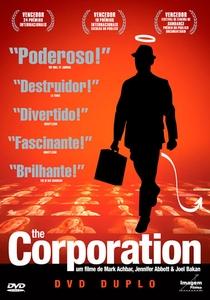 The Corporation - Poster / Capa / Cartaz - Oficial 5