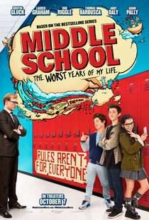 Escola: Os Piores Anos da Minha Vida - Poster / Capa / Cartaz - Oficial 4