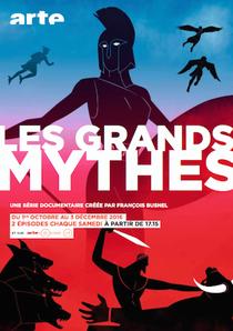 Grandes Mitos Gregos - Poster / Capa / Cartaz - Oficial 1