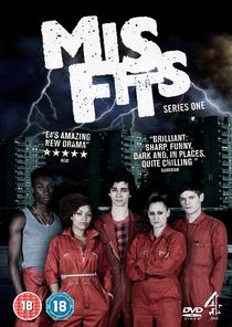 Misfits (1ª Temporada) - Poster / Capa / Cartaz - Oficial 1