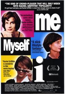 Entre Eu e Eu Mesma - Poster / Capa / Cartaz - Oficial 1