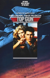 Top Gun - Ases Indomáveis - Poster / Capa / Cartaz - Oficial 1