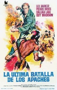 A Batalha Final dos Apaches - Poster / Capa / Cartaz - Oficial 5