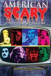 American Scary - Poster / Capa / Cartaz - Oficial 1
