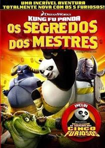 Kung Fu Panda: Os Segredos dos Mestres - Poster / Capa / Cartaz - Oficial 3