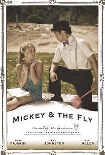 Mickey & the Fly - Poster / Capa / Cartaz - Oficial 1