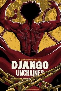 Django Livre - Poster / Capa / Cartaz - Oficial 6