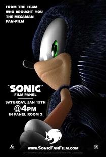 Sonic - Poster / Capa / Cartaz - Oficial 1