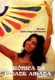 Crônica da Cidade Amada - Poster / Capa / Cartaz - Oficial 1
