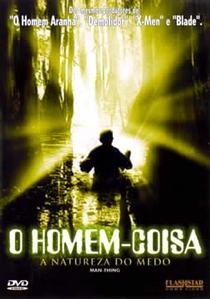 O Homem Coisa - A Natureza do Medo - Poster / Capa / Cartaz - Oficial 3