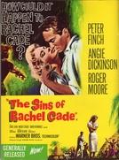 Um Raio em Céu Sereno (The Sins of Rachel Cade)