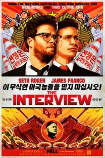 A Entrevista - Poster / Capa / Cartaz - Oficial 2