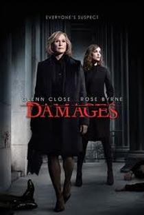 Damages (5ª temporada) - Poster / Capa / Cartaz - Oficial 2