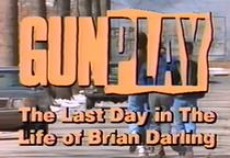 O Último Dia Na Vida De Brian Darling - Poster / Capa / Cartaz - Oficial 1