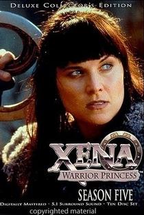 Xena: A Princesa Guerreira (5ª Temporada) - Poster / Capa / Cartaz - Oficial 3