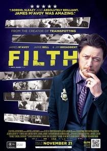 Filth - Poster / Capa / Cartaz - Oficial 3