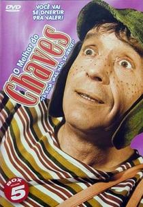 Chaves (5ª Temporada) - Poster / Capa / Cartaz - Oficial 2