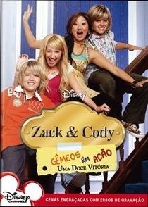 Zack & Cody: Gêmeos em Ação (2ª Temporada) - Poster / Capa / Cartaz - Oficial 1