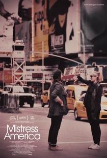 Mistress America - Poster / Capa / Cartaz - Oficial 2