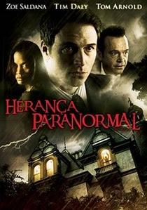 Herança Paranormal - Poster / Capa / Cartaz - Oficial 1