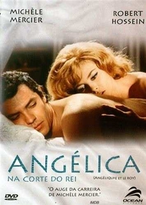 Angélica e o rei - Poster / Capa / Cartaz - Oficial 2