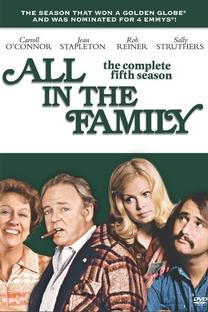 Tudo em Família (5ª Temporada) - Poster / Capa / Cartaz - Oficial 1