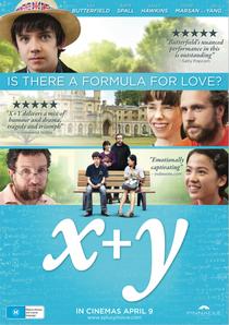 X + Y - Poster / Capa / Cartaz - Oficial 4
