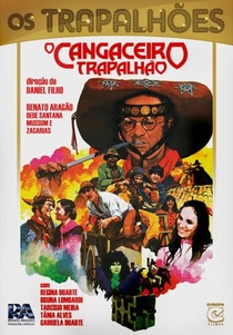 O Cangaceiro Trapalhão - Poster / Capa / Cartaz - Oficial 1