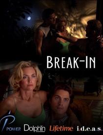 Break-In - Poster / Capa / Cartaz - Oficial 1