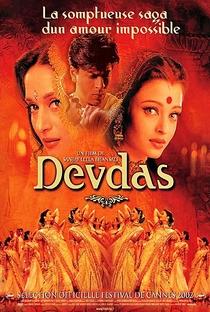 Devdas - Poster / Capa / Cartaz - Oficial 3