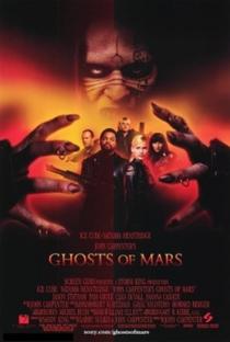 Fantasmas de Marte - Poster / Capa / Cartaz - Oficial 1