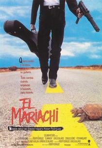El Mariachi - Poster / Capa / Cartaz - Oficial 2