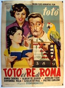 Totò e i Re di Roma - Poster / Capa / Cartaz - Oficial 2