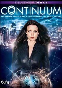 Continuum (3ª Temporada) - Poster / Capa / Cartaz - Oficial 1