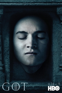 Game of Thrones (6ª Temporada) - Poster / Capa / Cartaz - Oficial 13
