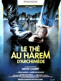 Le Thé au harem d'Archimède - Poster / Capa / Cartaz - Oficial 1