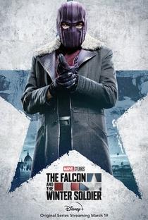 Falcão e o Soldado Invernal - Poster / Capa / Cartaz - Oficial 7